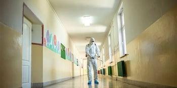 School Disinfecting