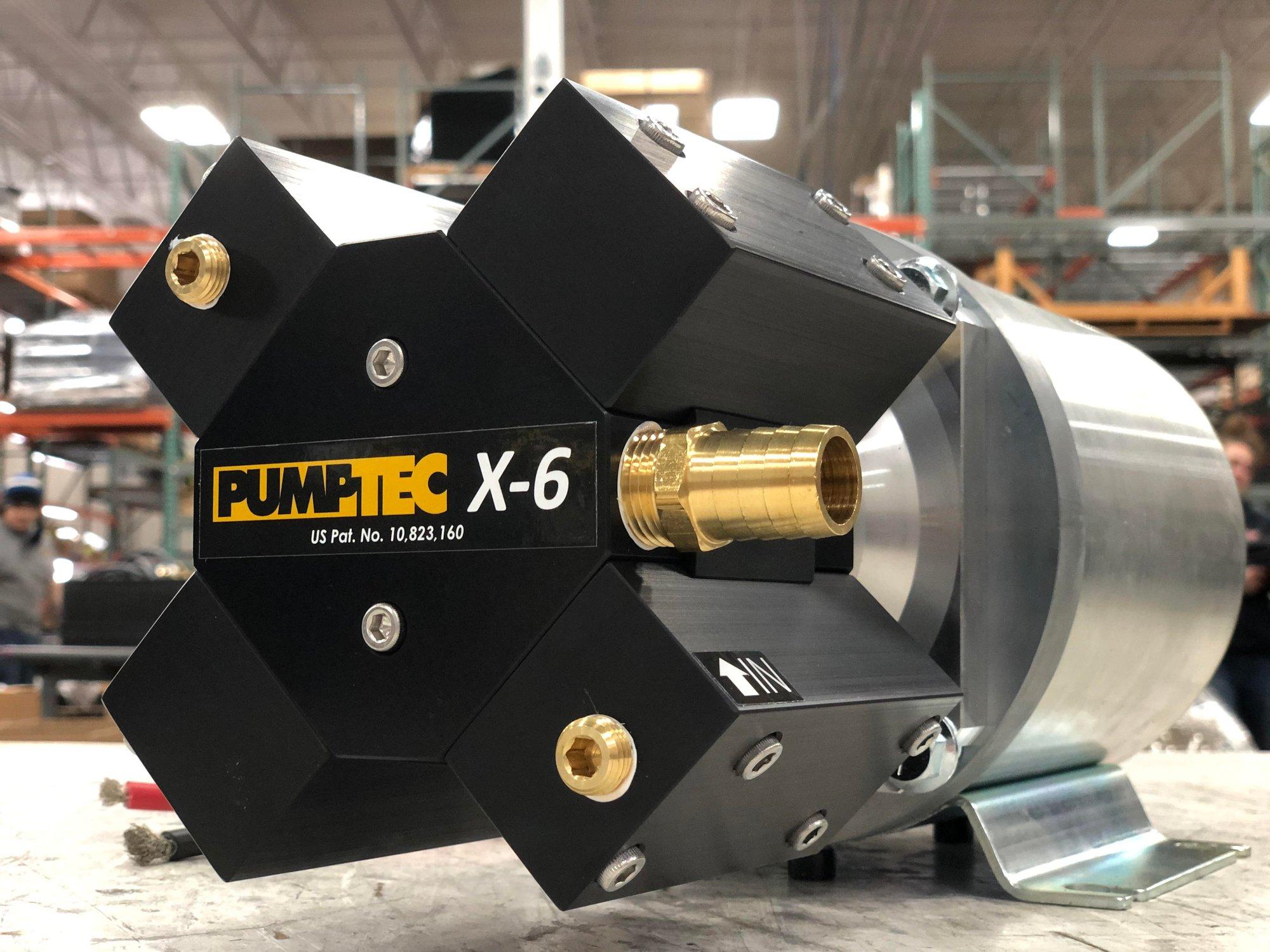 X-series-pump