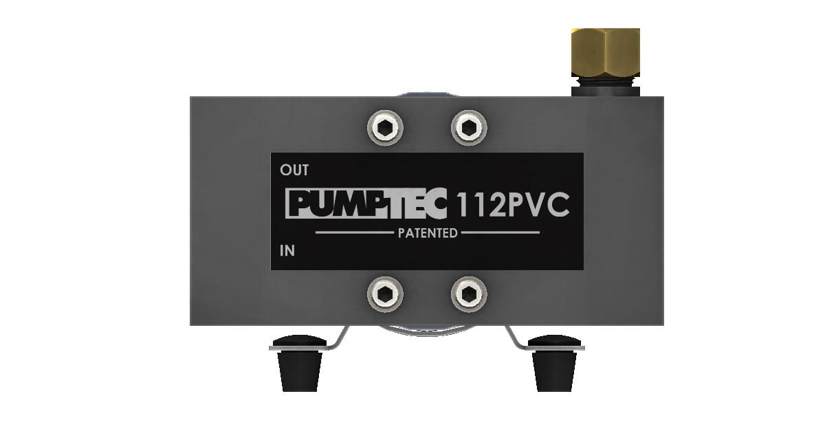 112TPVC-REG-12VDC Front