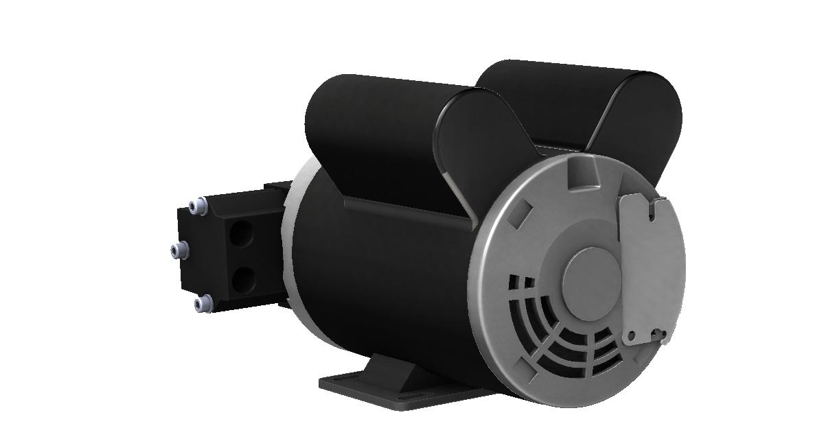 207V-120V AC Render Back Right