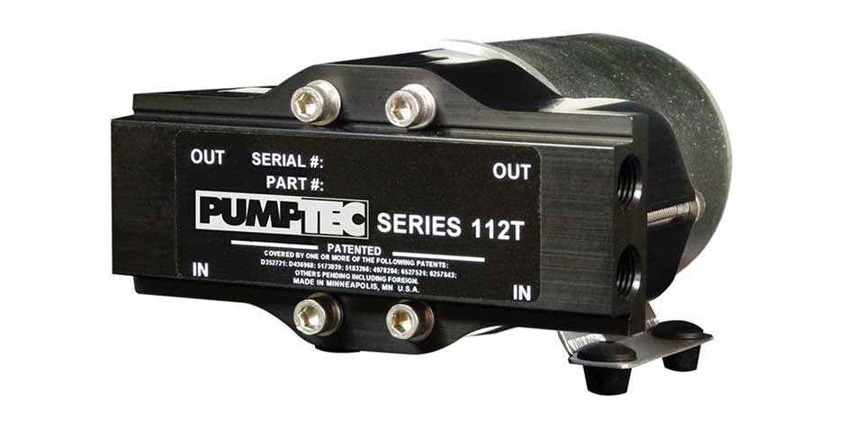 Series 112T Plunger Pump
