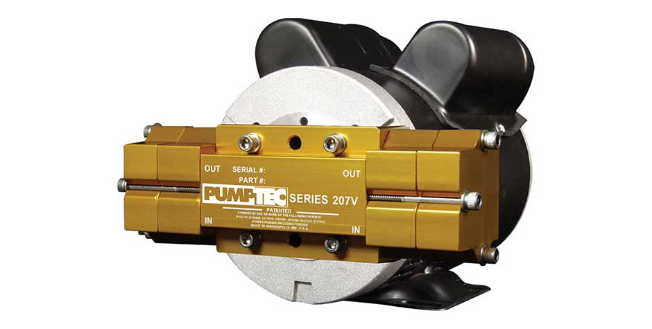 Series 207V Plunger Pump