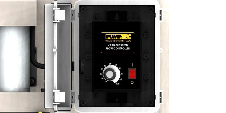New Product Debut: Electronic Pump Controls for Commercial Pumps