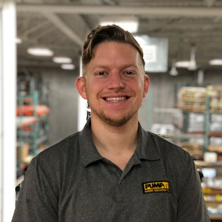 Grant Schroedter, Mechanical Engineer