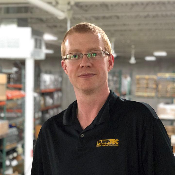 Jonathan Walsh, Senior Engineer